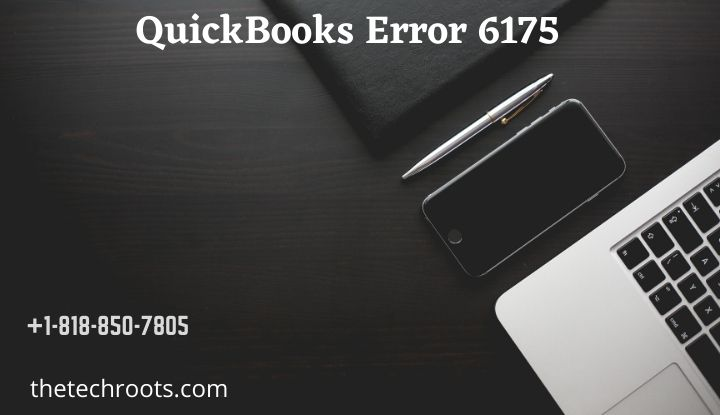 QuickBooks Error 6175
