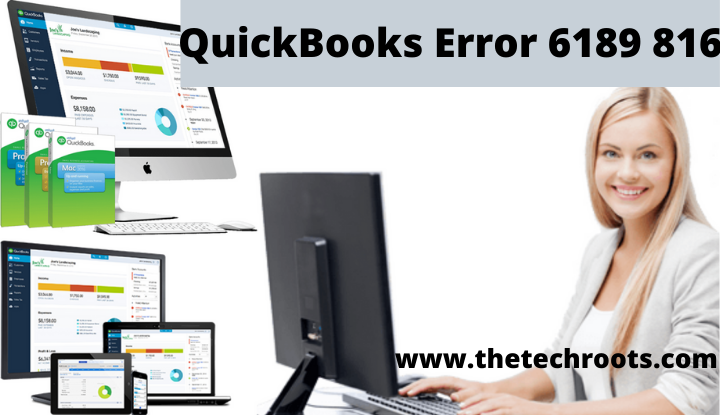 QuickBooks Error 6189, 816