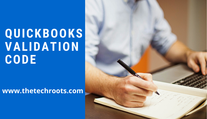 Fix QuickBooks Validation Code