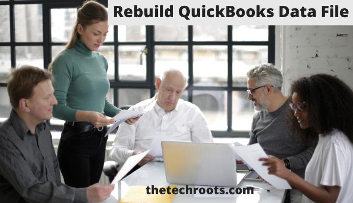 Rebuild QuickBooks Data File