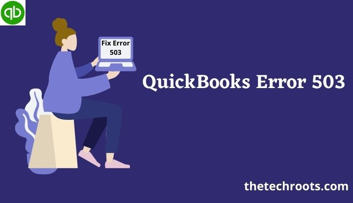 QuickBooks Error 503